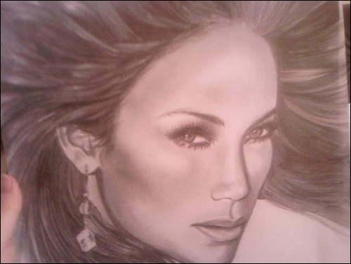 Jennifer Lopez por doodlesx